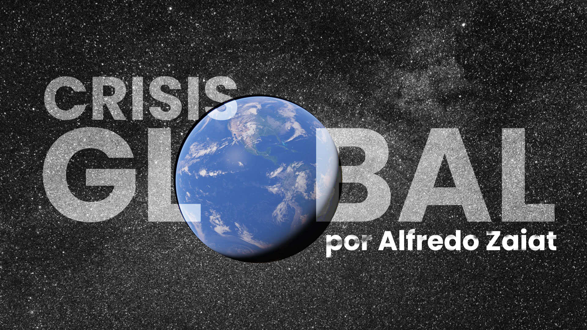 La crisis global del coronavirus