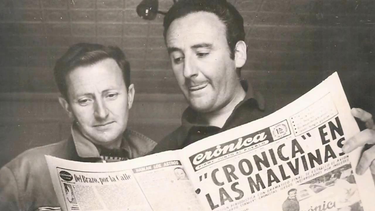 García, el Señor Periodismo