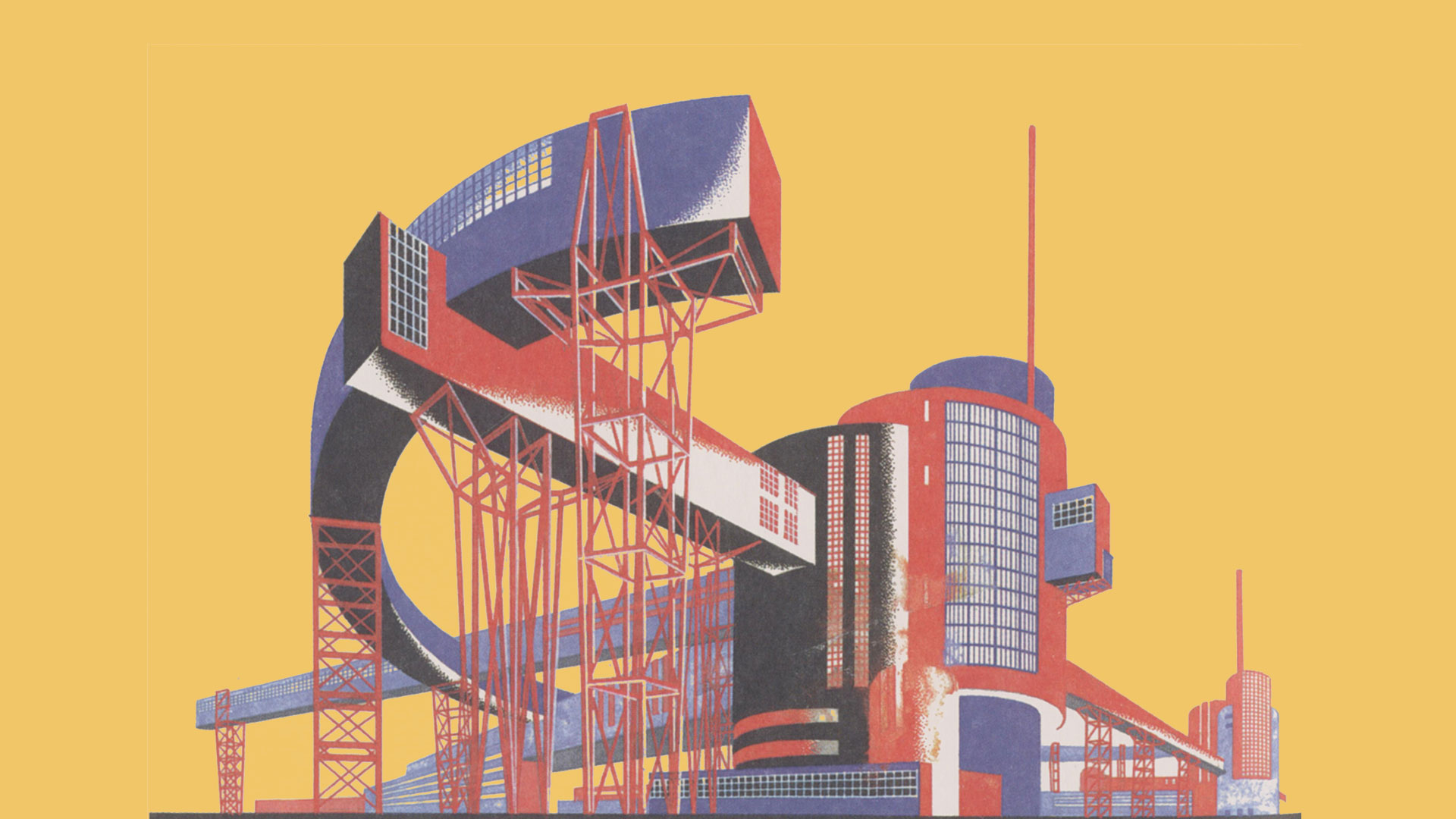 Megacontrucciones
